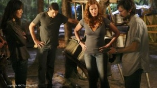 Lost 04x12 : There's No Place Like Home (1)- Seriesaddict